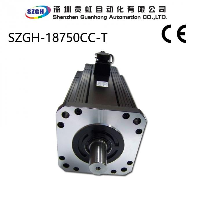 Peak Torque 96NM 1500RPM  high speed    Electromagnetic Brake AC Servo Motors