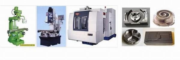 Milling / Drilling Cnc Machine Controllers And Router Control Panel With Servo System