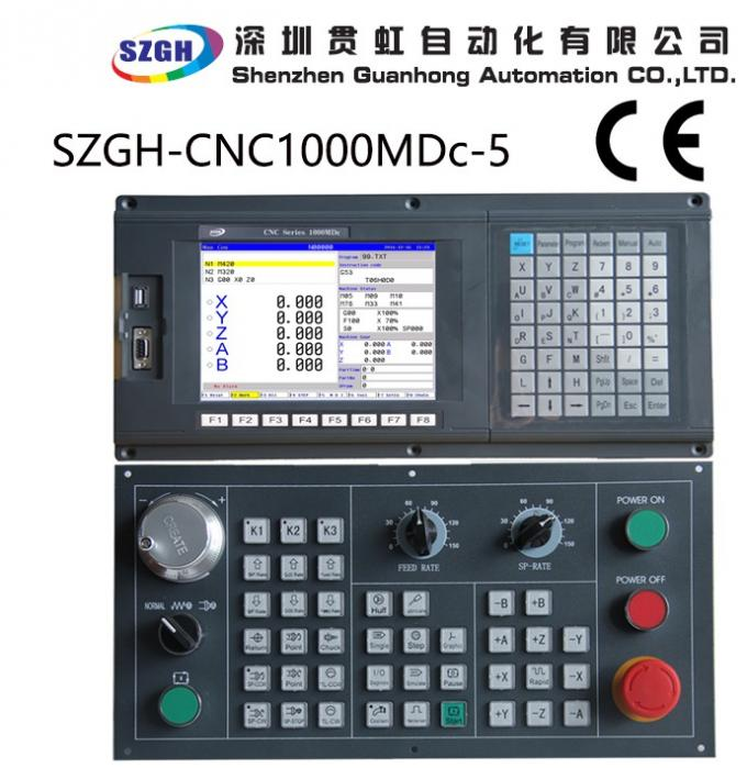 DSP CNC Machine Control Systems For Wood Working Machine 490 * 320 * 390mm