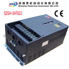 China Three Phase Servo Motor Drive Encoder Feedback Variable Frequency Driver supplier