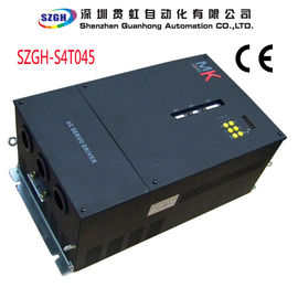 China SZGH 45KW 380V AC Spindle Servo Drive 3 Phase with GSM / GPRS modules supplier