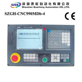 China 4 Axis 300m/min support USB PLC program  1um precision CNC Milling Machine Controller supplier