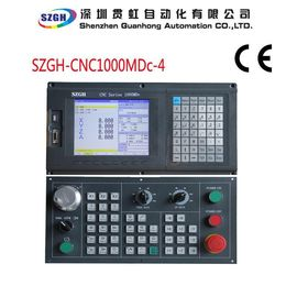 China Mini 5 Axis CNC Milling Controller For CNC Boring Machinery 32 Bits High Performance supplier