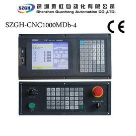 China Computerized Numerical Control CNC Router Controller four Axis 300 m / min 5 MHz supplier