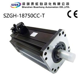 China Peak Torque 96NM 1500RPM  high speed    Electromagnetic Brake AC Servo Motors supplier