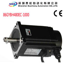 China Low Cost Tricyclic Control Nema 23 Stepper Motor Two Phase Axle Diameter 14mm supplier