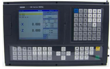 China Perfectly 3 axis CNC lathe controller instead of GSK / Fanuc cnc Numerical Control Systems supplier