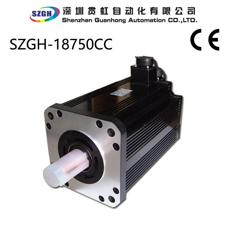 continuous torque 48nm encoder high performance cnc servo