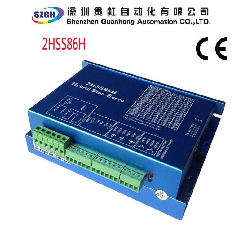 Closed Loop Two Phase Stepper Motor Driver For Easy Servo