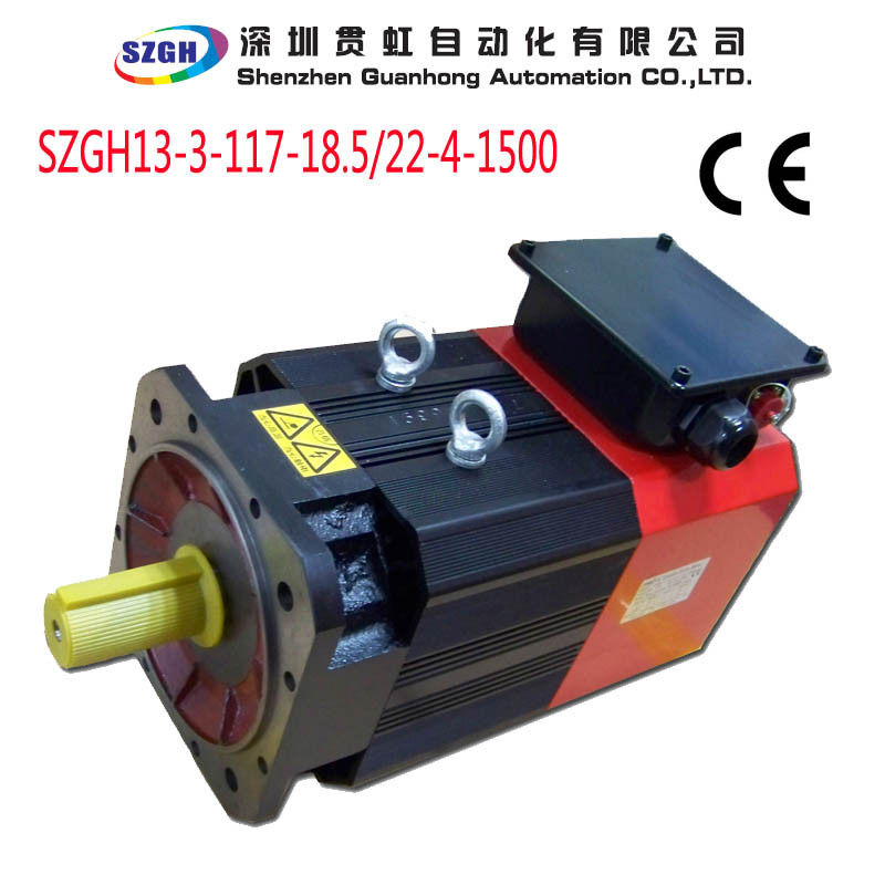 Stable Ratoting Speed 117 N M 38a High Performance Spindle