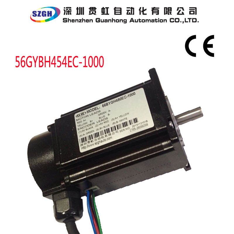 High Speed Stepper Motor Closed Loop Control 0 9nm With