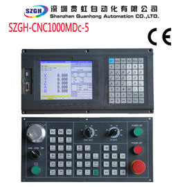 China Five Axis CNC Machine Control System Servo CNC Controller 32Mb Store Room distributor