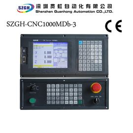 China I / Os 3 Axis CNC Machine Controllers For CNC Router 2 ms Interpolation Cycle distributor