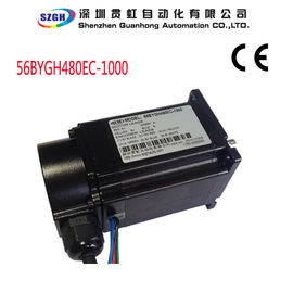 China Two Phase Hybrid Closed Loop Stepper System 81 mm Holding Torque 2.2 N * m distributor