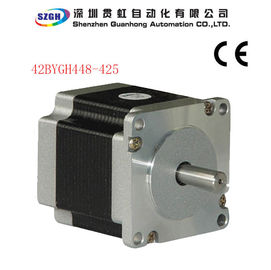 China 1.8° Step angle 0.44N.m NEMA17 holding torque stepper motor low noise distributor