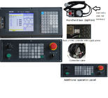 ATC 4 Axis Plc Cnc Router And Milling Controller Numerical Control Systems 128mb Memory
